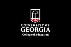 photo of engraved brick in front of Aderhold Hall that reads 'Betty Hooks Underwood BSED 1953'