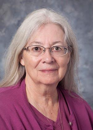 Portrait of Kathleen deMarrais