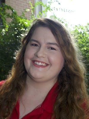 Portrait of Ella Hardeman