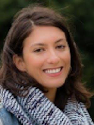 Portrait of Angela Dominguez