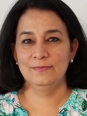 Portrait of Harleen Singh