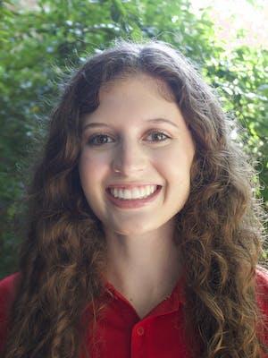 Portrait of Claire Wilson