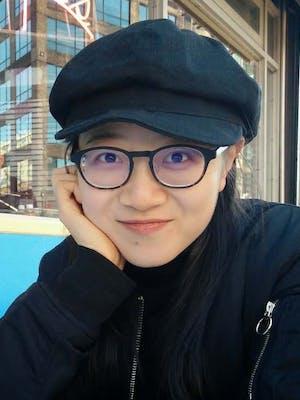 Portrait of Qian Zhang