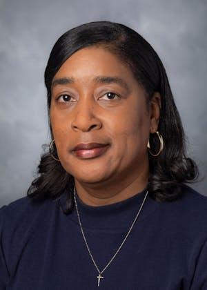Portrait of Chelita Edwards