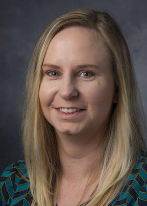 Portrait of Hayley Beitzel