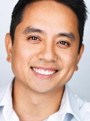 Portrait of Minh Lê