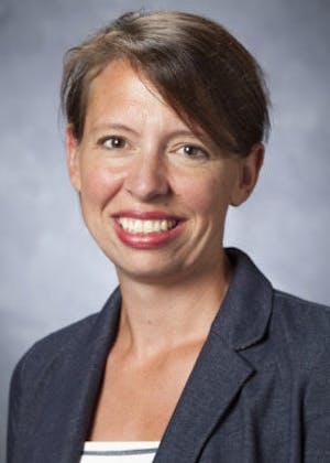 Portrait of Katy O'Brien