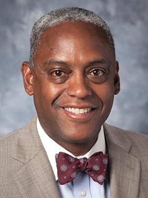 Portrait of Dr. Deryl F. Bailey
