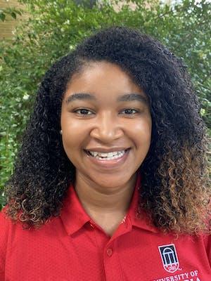 Portrait of Courtney Gilmore