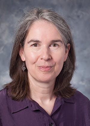 Portrait of Melissa Freeman