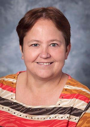 Portrait of Linda Dunbar