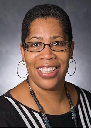 Portrait of Cynthia Dillard