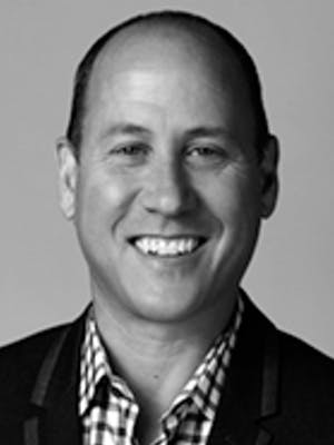 Portrait of Bryan Johnston