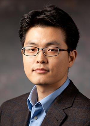 Portrait of In Heok Lee