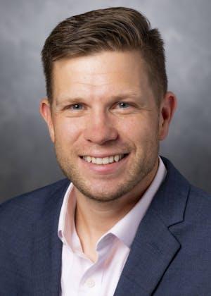 Portrait of David Schmidt