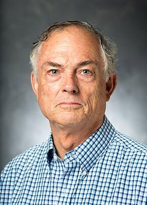 Portrait of Roy Martin