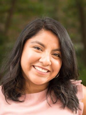 Portrait of Elizabeth Cárdenas Bautista