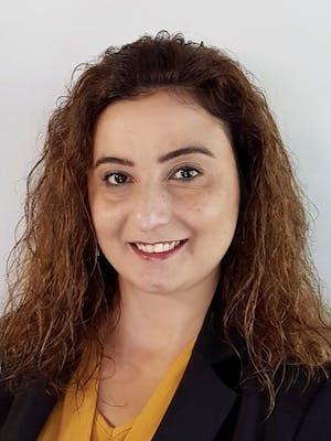Portrait of Hatice Ozen Tasdemir