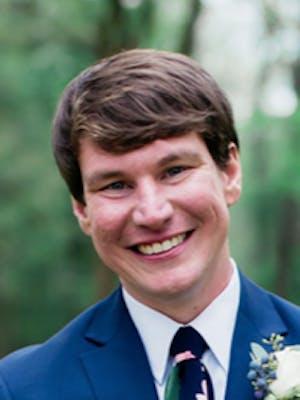Portrait of Austin Heil, graduate student