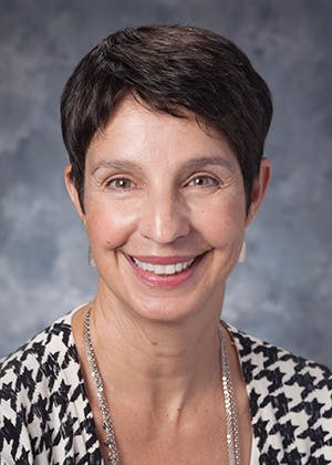 Portrait of Jodi Weber