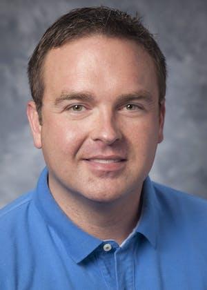 Portrait of Justin Barnett