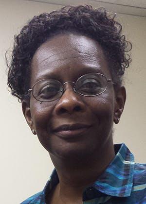 Portrait of Rosemary Phelps