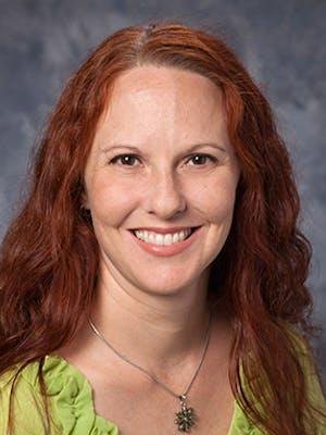 Portrait of Carol Darrah, Project Coordinator