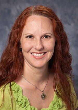 Portrait of Carol Darrah