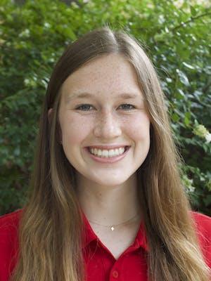 Portrait of Anna Grace Pahlow