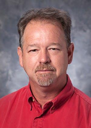 Portrait of Ron Braxley