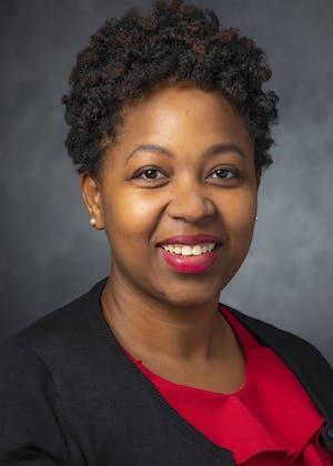 Portrait of Taiesha Smith