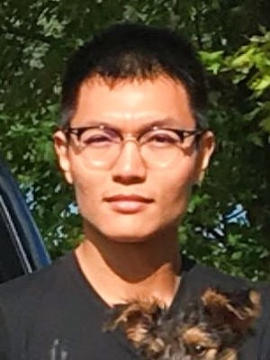 Portrait of Yuchen Song