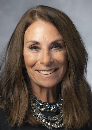 Portrait of Sandra Cooper