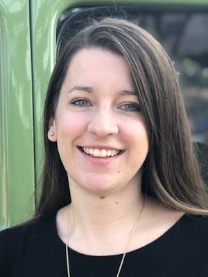 Portrait of Emily Adams, Graduate Assistant