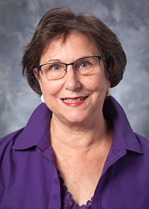 Portrait of Patricia Wilson