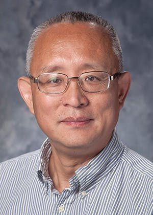 Portrait of James Zhang