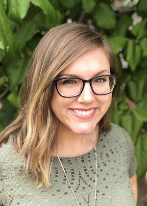 Portrait of Amber Atkinson