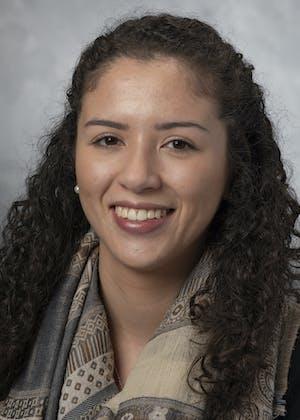 Portrait of Caroline Suarez-Villalba