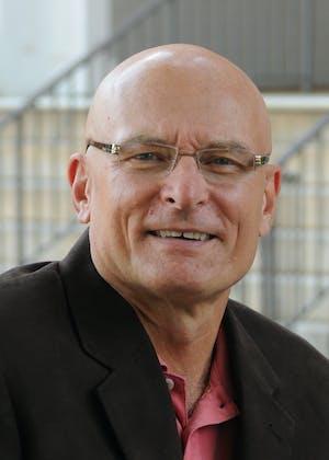 Portrait of David Reinking