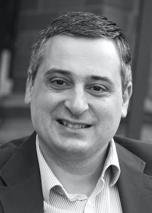 Portrait of Petros Panaou