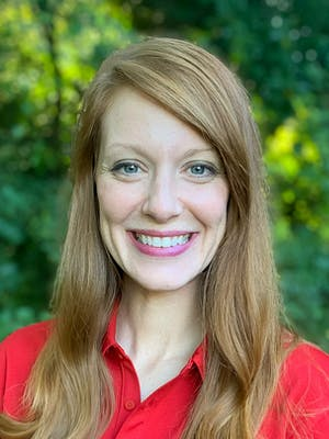 Portrait of Monica Bedgood