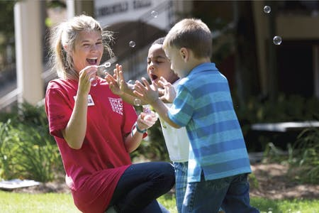Speech Camps and Speech, Language, and Literacy Groups