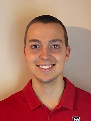 Portrait of Matthew Gustafson