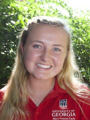 Portrait of Caroline Davie