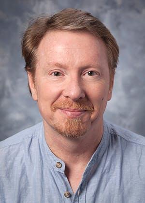 Portrait of Patrick Finn