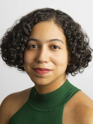Portrait of Dominique La Barrie