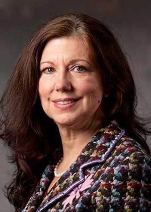 Portrait of Elaine Adams