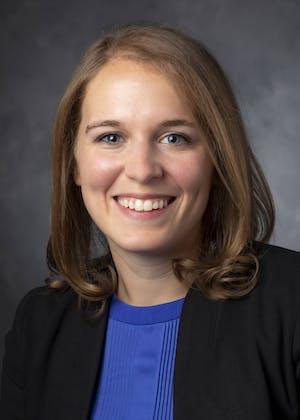 Portrait of Emily Rosenzweig