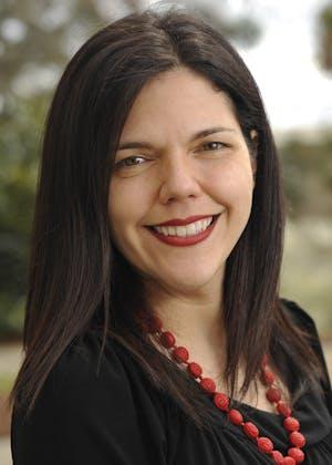 Portrait of Heather Roberts