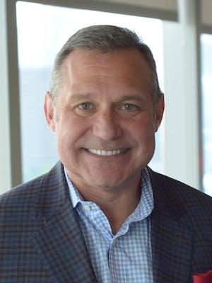 Portrait of Vince Thompson